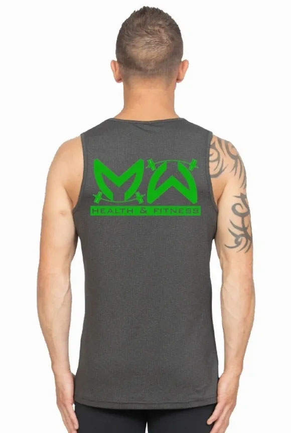 Mens Slim Fit Tank
