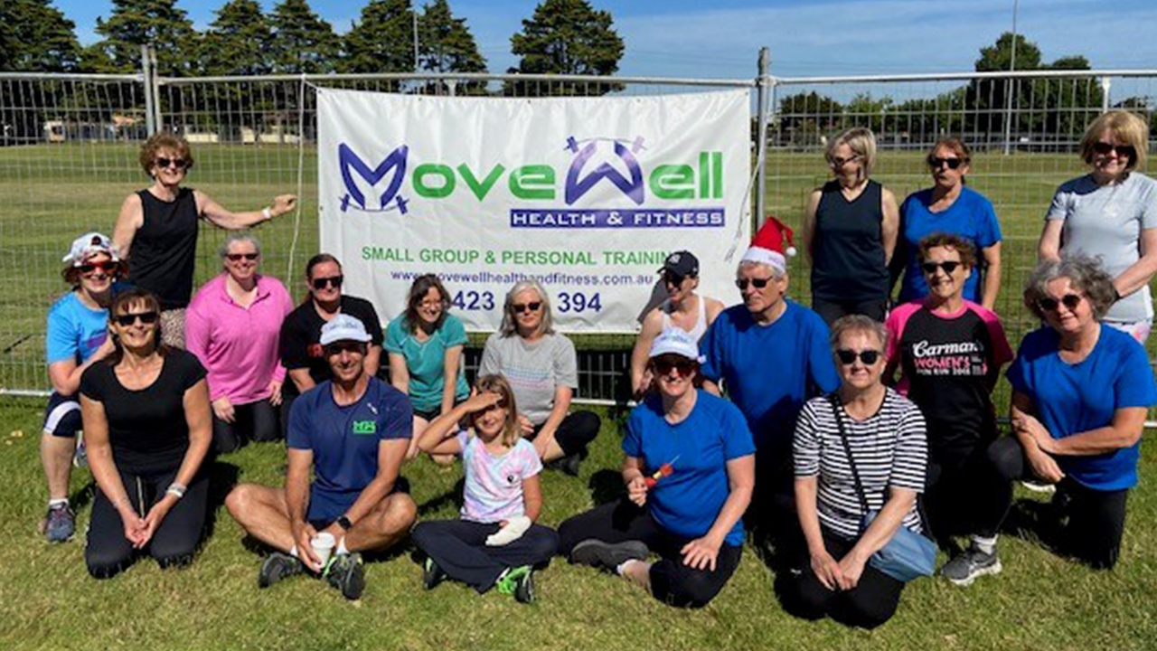 MoveWell Health and Fitness