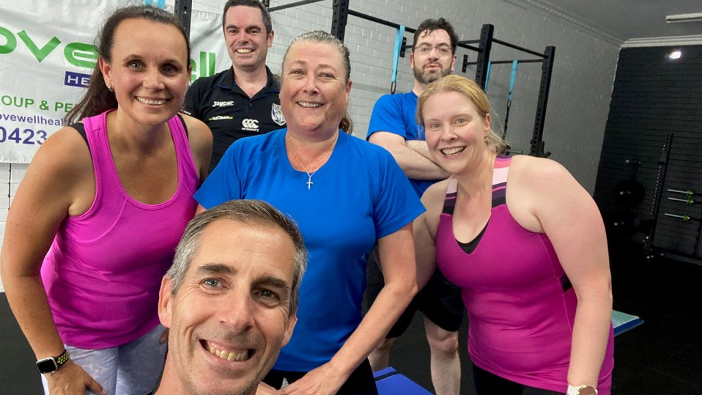 Movewell Health and Fitness Team